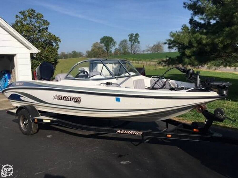 Stratos 486 SF Ski N Fish 2006 Stratos 486 SF Ski N Fish for sale in Glasgow, KY