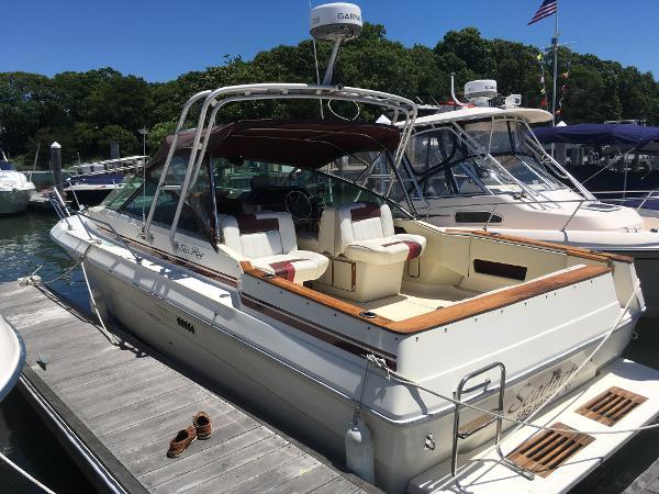Sea Ray 270 Amberjack 1987 Sea Ray 270 Amberjack