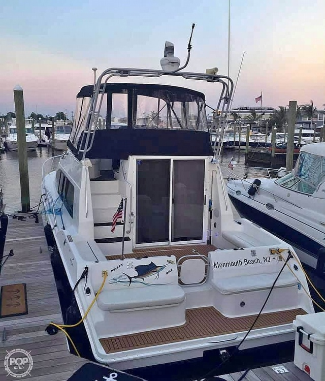 Mainship Sedan Bridge 1994 Mainship 40 for sale in Monmouth Beach, NJ