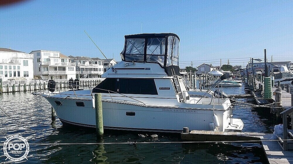 Carver 3227 Convertible 1984 Carver 3227 Convertible for sale in Long Beach Township, NJ