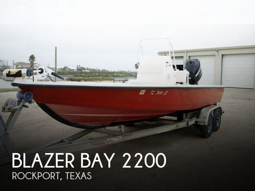 Blazer Boats 2200 2002 Blazer Bay 2200 for sale in Rockport, TX