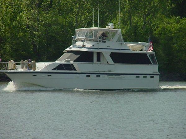 Jefferson 52 Motor Yacht