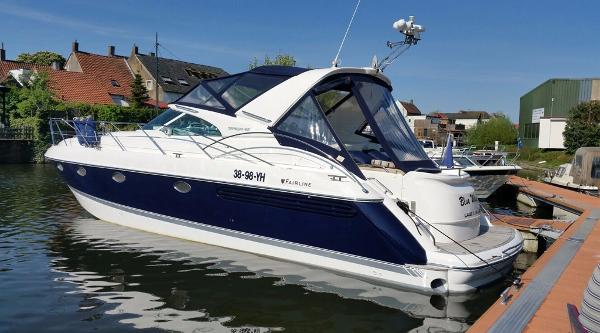 Fairline Targa 43 Fairline Targa 43 2000/2003