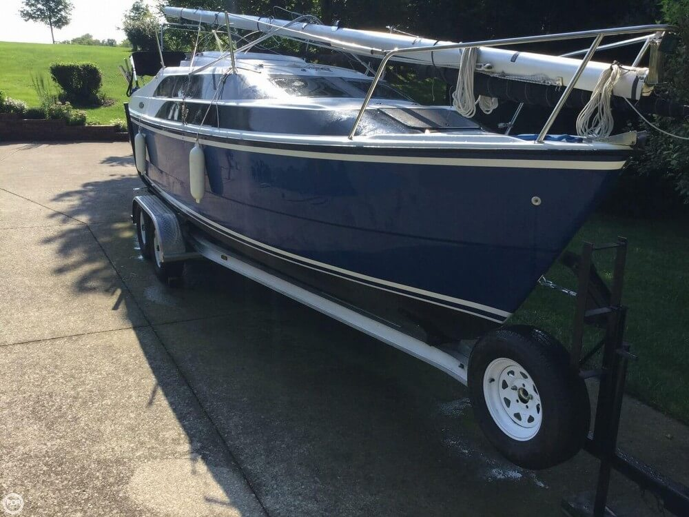 MacGregor Macgregor 26m Sl 2007 MacGregor 26M for sale in Richmond, KY
