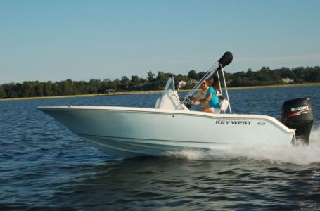 Key West Boats, Inc. 203FS