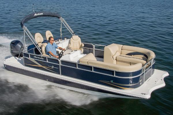 Hurricane FunDeck 236 WB Manufacturer Provided Image