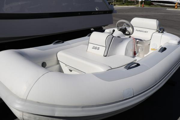 Williams Jet Tenders 285 Turbo Jet 285 Turbo Jet