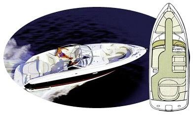 Monterey 298SS Bowrider Manufacturer Provided Image