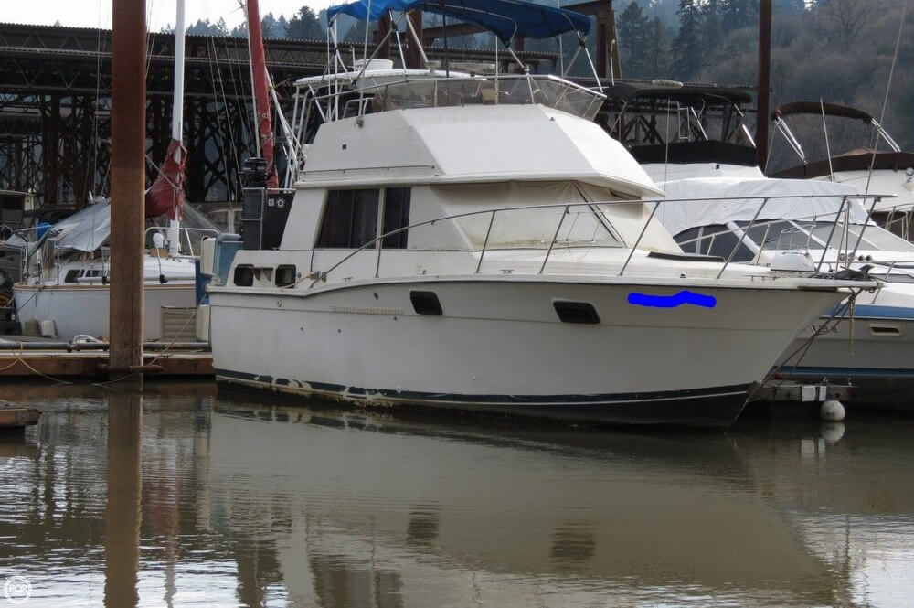 Carver 3007AC 1981 Carver 30 for sale in Portland, OR