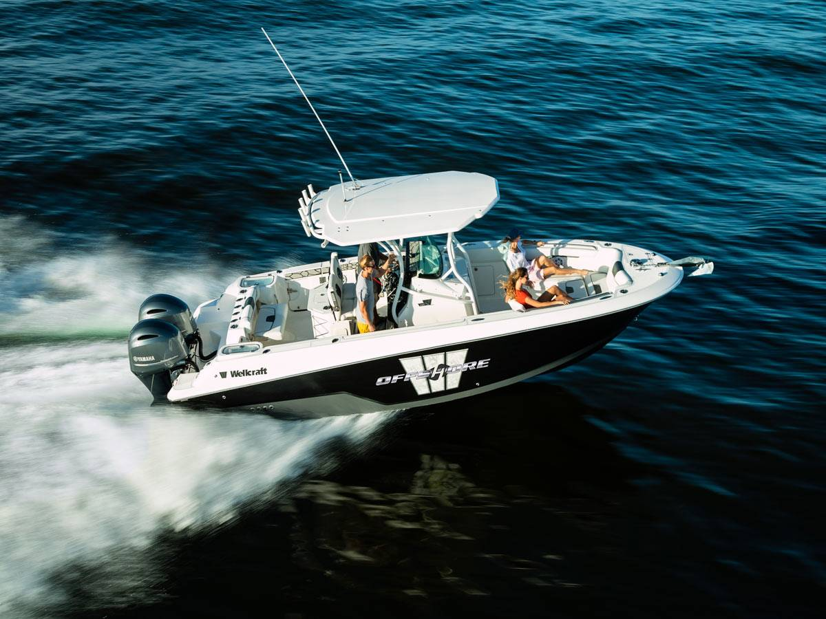 Wellcraft 262 Fisherman
