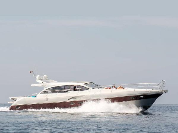Innovazione e Progetti ALENA 56 Innovazione e Progetti Alena 56 bateau à moteur d'occasion en vente