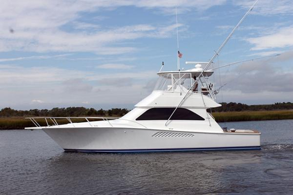 Viking Boats 45 Convertible Profile