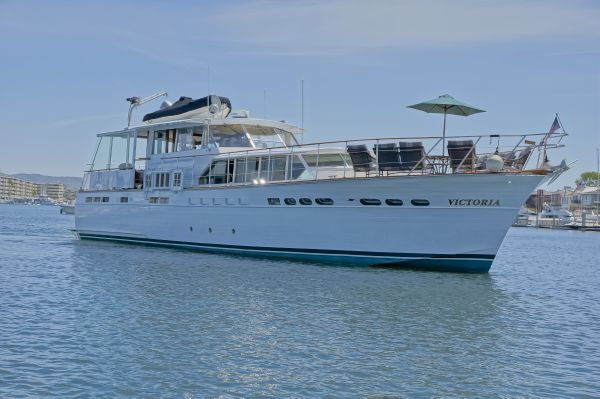 Chris-Craft Constellation Stb Profile