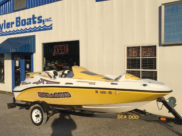 Sea-Doo Sport Boats Sportster 4-TEC (215 hp)