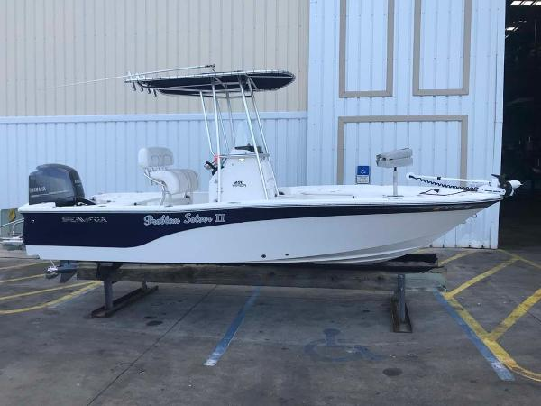 Sea Fox 200 Viper Profile