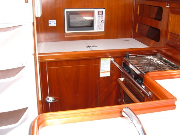 Another view of galley