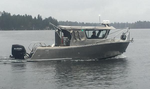 Xtaero XT24DV Long Cabin Cruiser