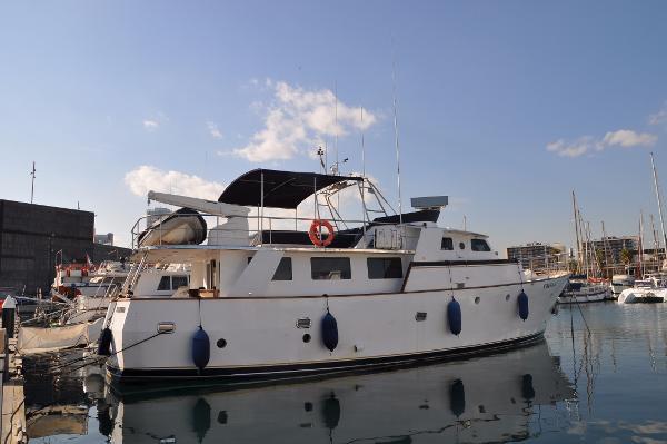 Trawler Custom