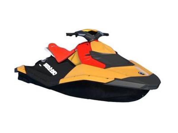 Sea-Doo Spark® 2-up Rotax® 900 ACE™-90 CONV & IBR