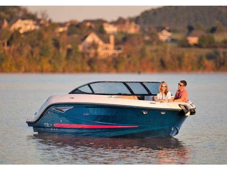 Sea Ray Sea Ray 250 SLX Motorboot