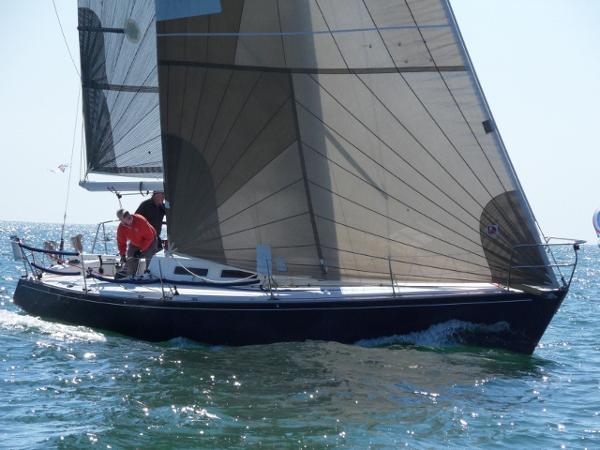 J/39 - Starboard Side