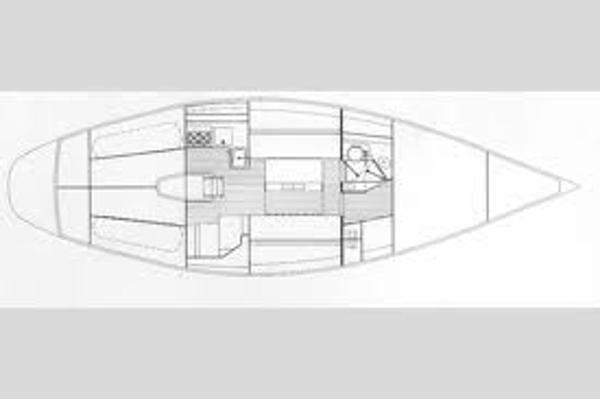 J/39 Interior Layout