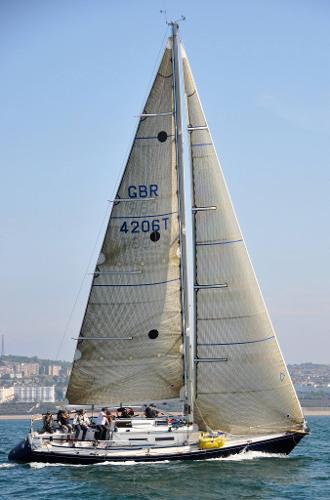 J/39 - Sailing