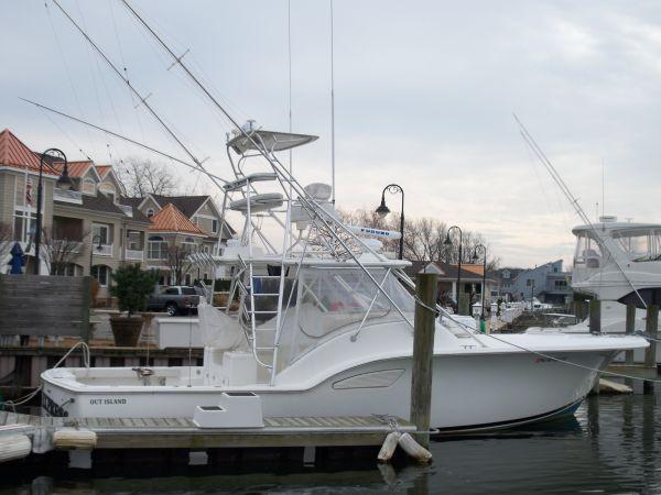Out Island Express Sportfisherman Photo 1