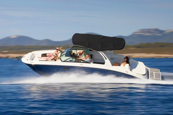Sea Ray SDX 270 Manufacturer Provided Image
