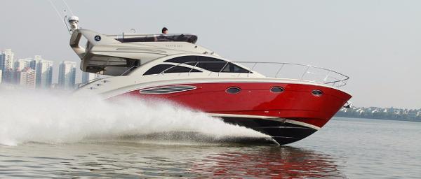 Allmand Yachts 45 Yacht