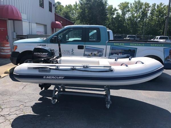 Mercury Inflatables 310 Dynamic RIB