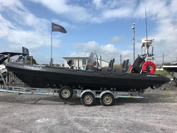 Ribcraft 7.8 Offshore