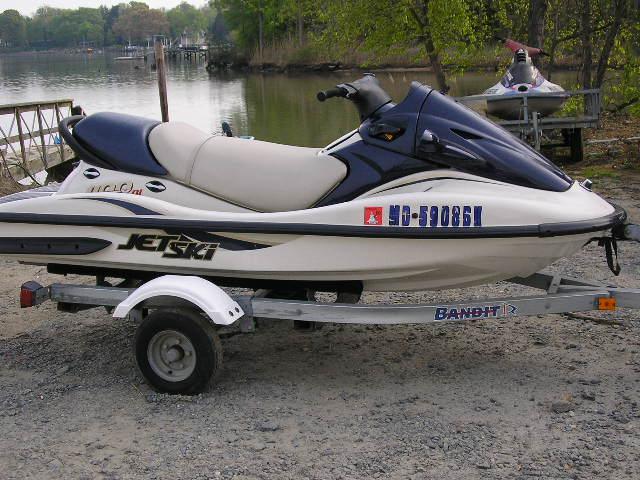 Kawasaki Stx Di For Sale
