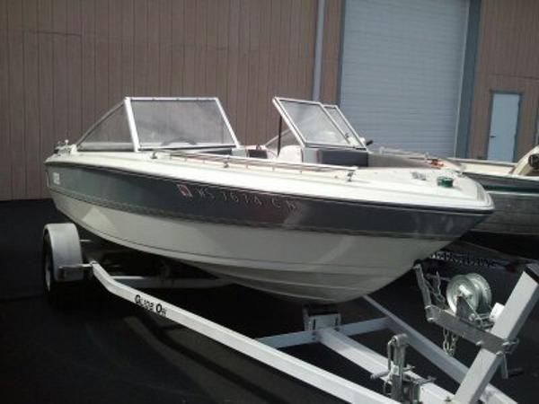 Laser Boats 16FT BOWRIDER