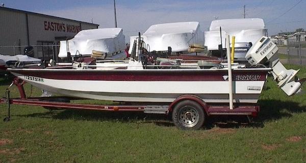 Predator Boat 180