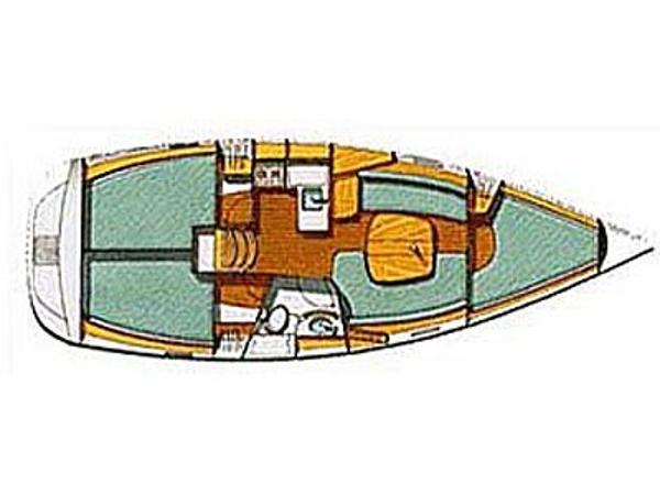 Beneteau Oceanis Clipper 331 OCEANIS 331