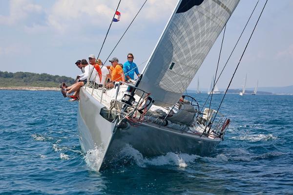 Farr 520 Sailing Farr 520
