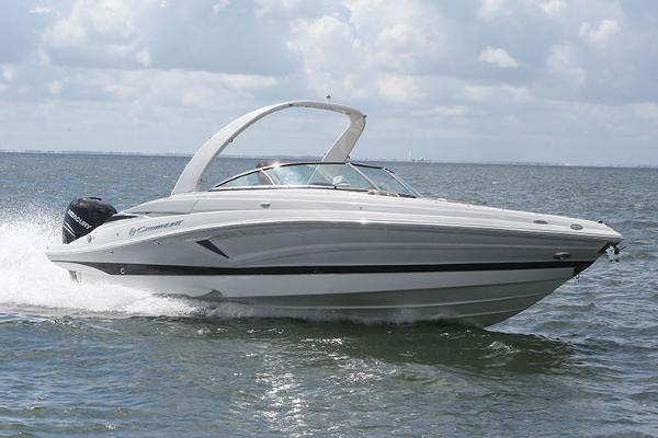 Crownline 290 XSS Manufacturer Provided Image