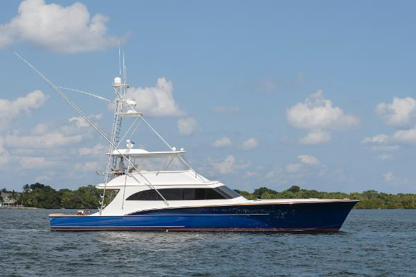 Jarrett Bay Custom Carolina Sportfisherman 2008 70' Jarrett Bay