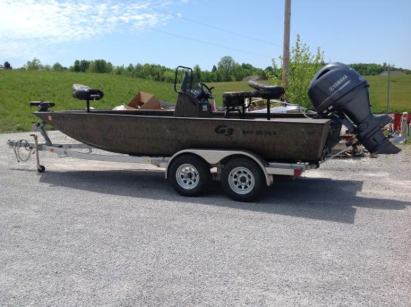 G3 Boats Bay 20 DLX