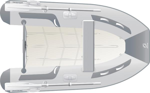 Zodiac Cadet 250 Compact