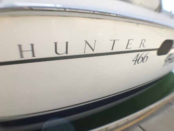 Hunter 466 2005 HUNTER 466