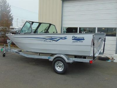 River Hawk 160 sh