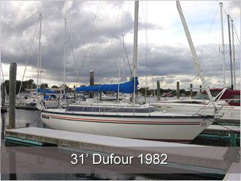 Dufour 31 Photo 1
