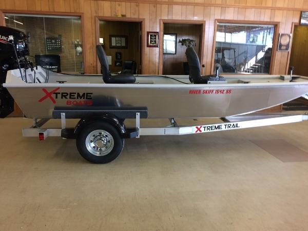 Xtreme River Skiff 1542SS