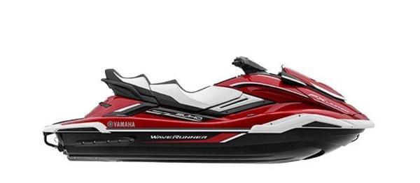 Yamaha WaveRunner FX LTD SVHO