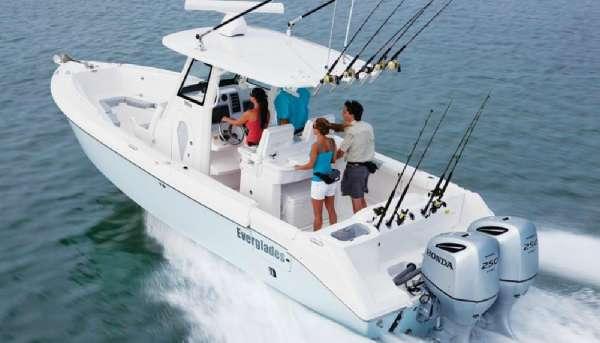 Everglades Boats 295 CC