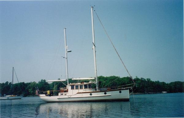 Lien Hwa 45 Motor Sailor