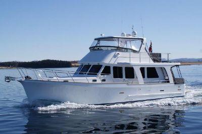 Explorer Motor Yachts 50 Sedan Manufacturer Provided Image: Explorer Motor Yachts 50 Sedan