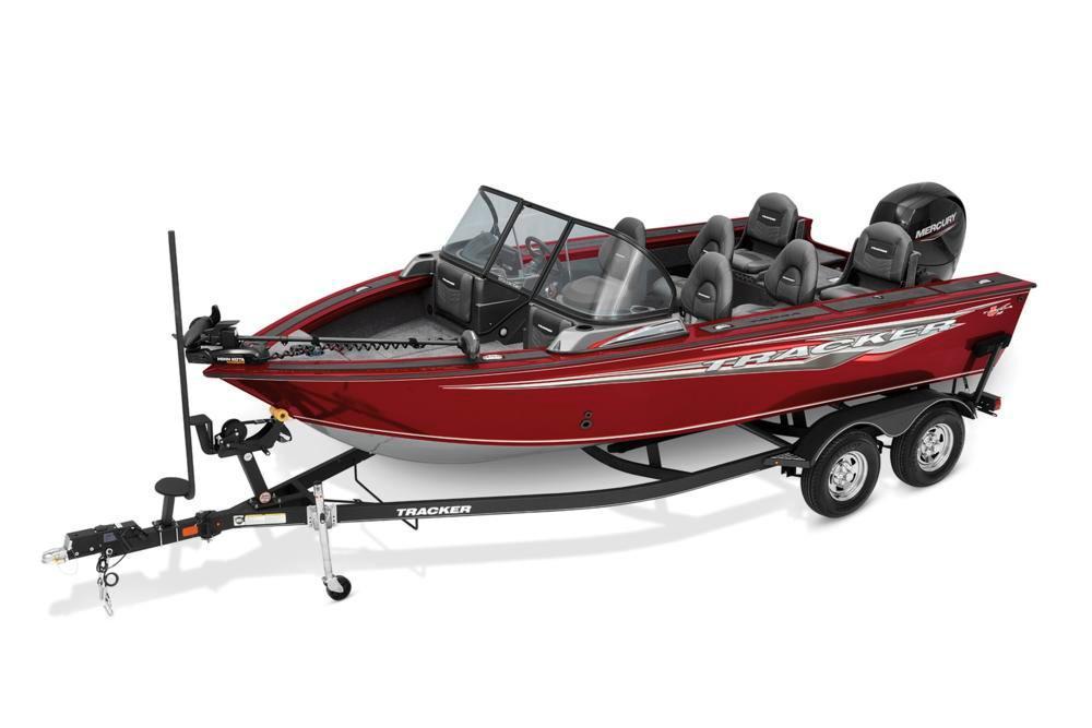 Tracker Boat image